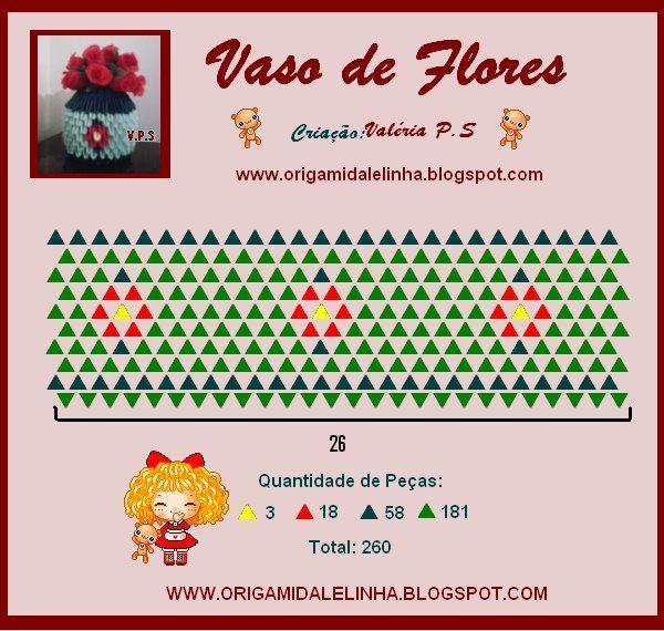 3d Origami Vase Diagram House Wiring Diagram Symbols