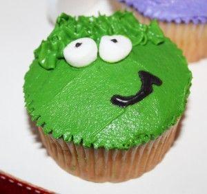 puffle cupcake ideas