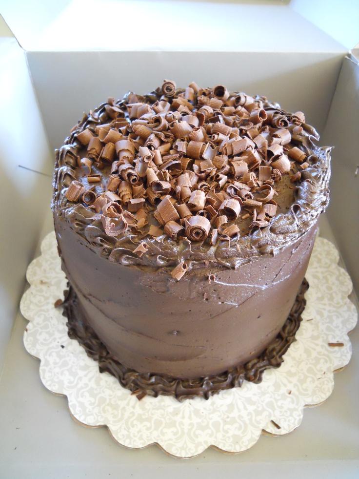 chocolate voodoo cake