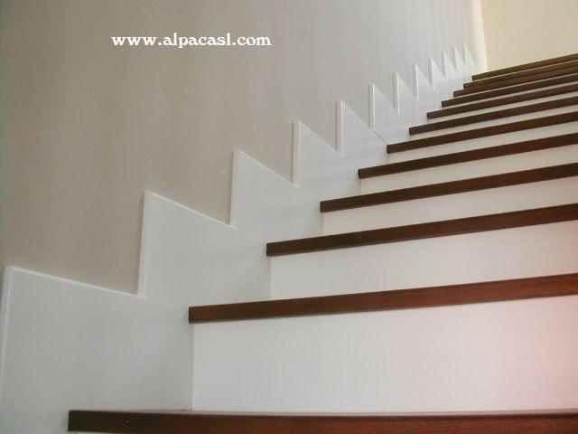 12 best escaleras revestidas images on pinterest ladders for Escaleras 8 pasos