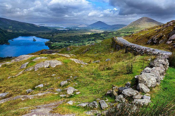 Irsko, národní park Killarney