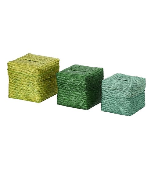 NIPPRIG 2015 set of 3 baskets by Ikea