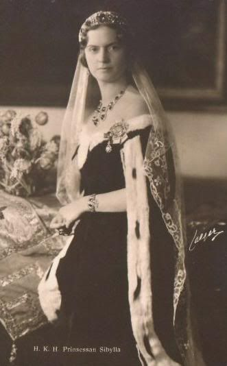 Princess Sibylla of Sweden