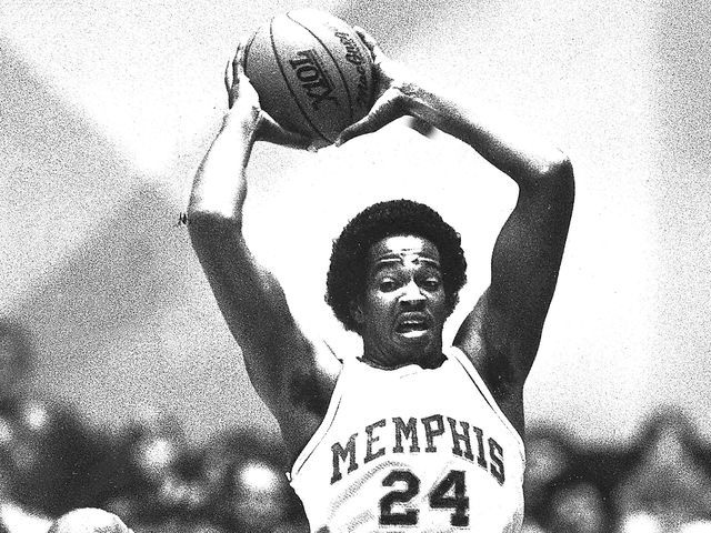 Keith Lee -Memphis Tigers through the Years