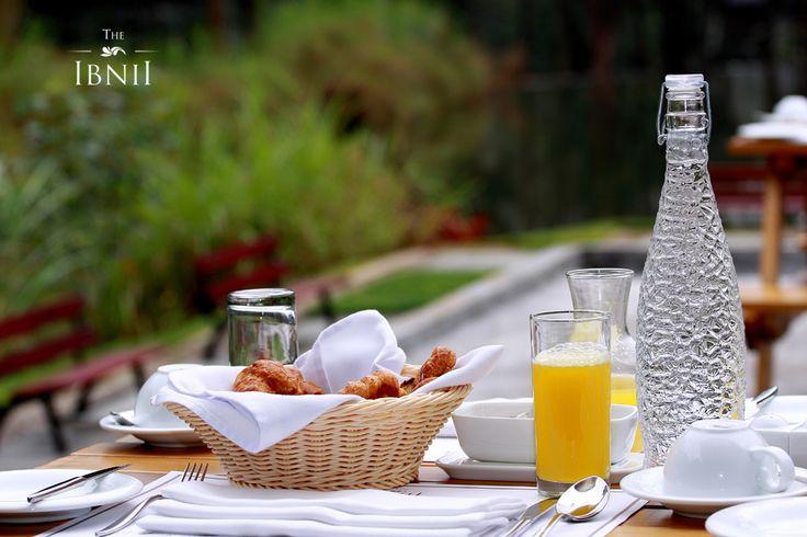 #TheIbnii_Coorg #BreakfastatIbnii #LazyMornings #Nature