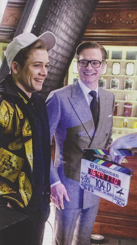 Colin Firth #colinfirth #kingsman PAGE: https://www.facebook.com/pages/Colin-Firth-Addicted/395021657301709