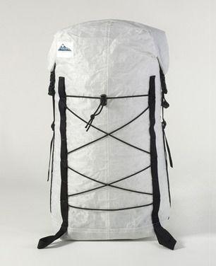 super light backpack. 10.7oz. Hyperlite Mountain Gear.