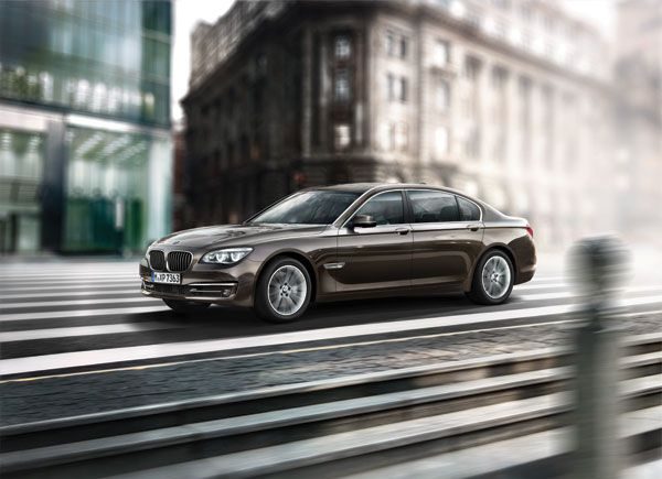 The BMW 7-Series will be lighter than ever! Read how here.