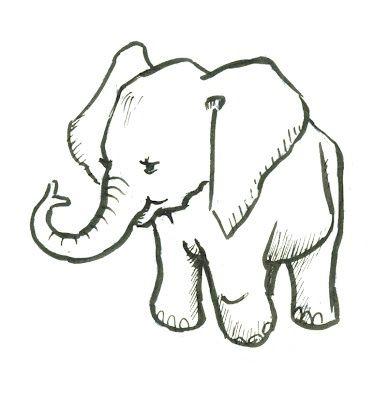 i want an elephant tattoo so badly!