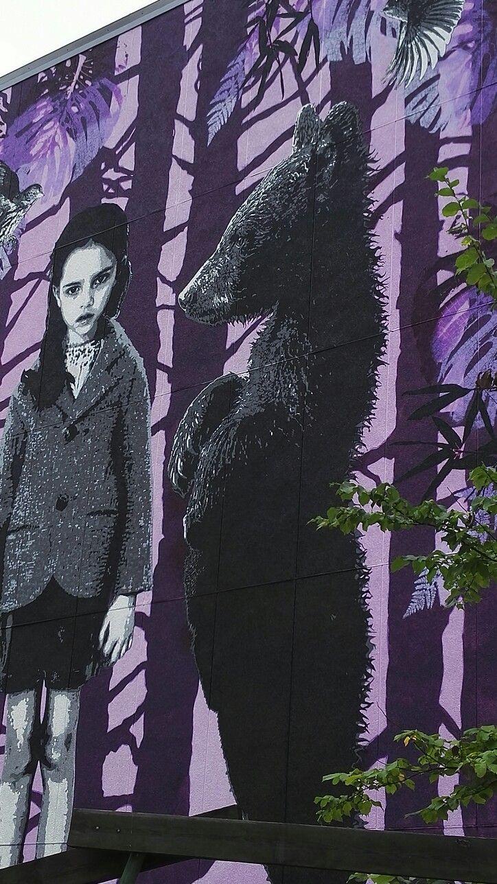 Hepokuja 4 Hakunila street art