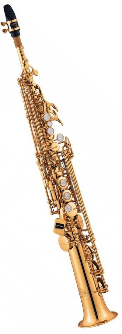 Jupiter JSS1000 Intermediate Series Bb Soprano Saxophone