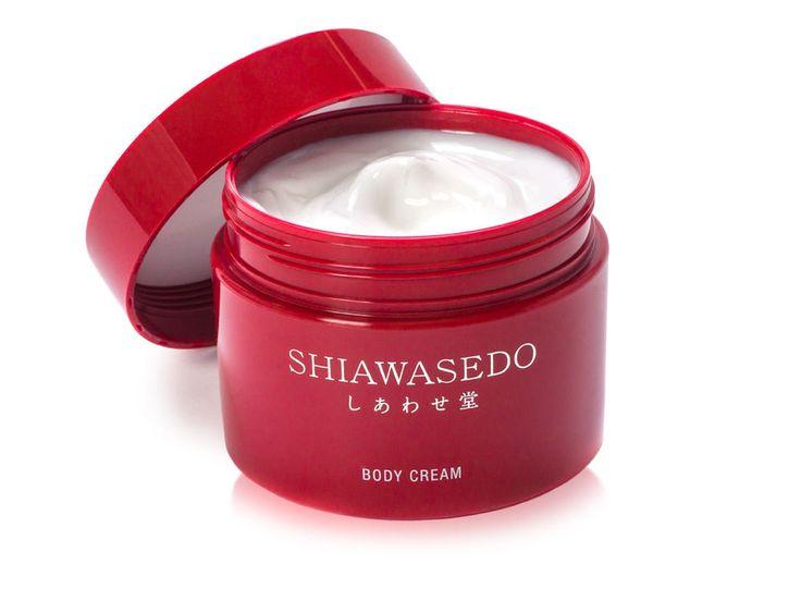 BODY CREAM SHIAWASEDO | eBay