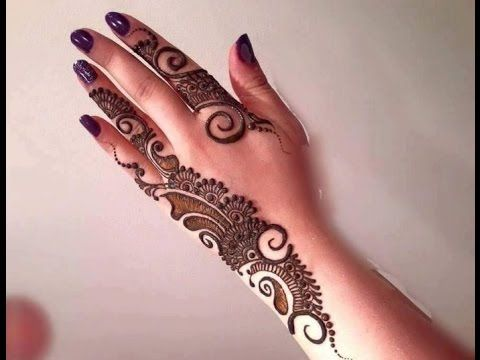 Fancy Bridal Mehndi Images for Wedding 2017 2018