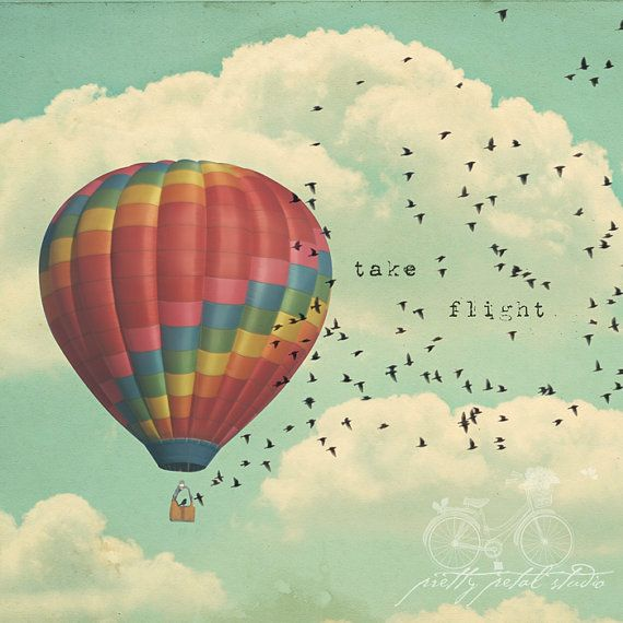 Whimsical Fine Art Photograph Typography Hot by PrettyPetalStudio,