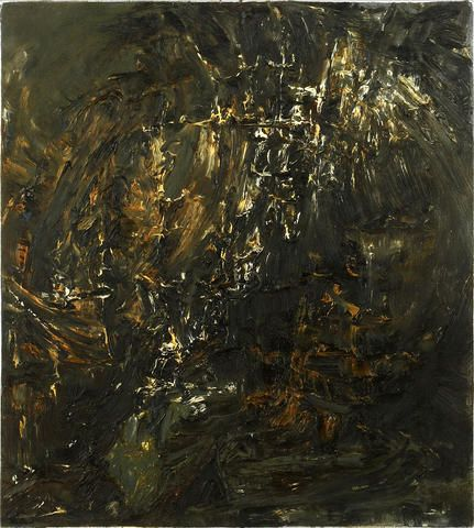 Thérèse Oulton (British, born 1953) Hermetic Definition no.8 (Painted in 1986)