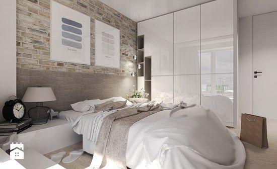 Sypialnia styl Nowoczesny - zdjęcie od Agata Hann Architektura Wnętrz