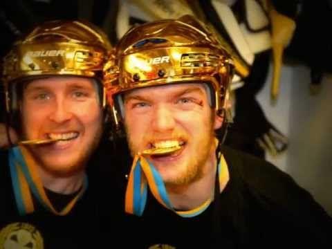 Brynäs IF - Guldet kom hem till slut - SM 2012 ♥