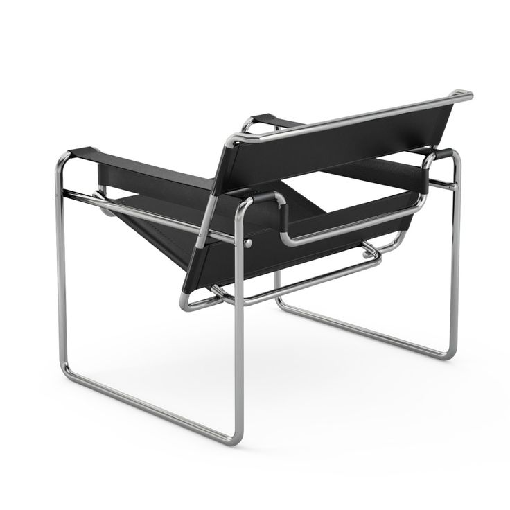 wassily chair by marcel breuer product design pinterest chairs leather and design. Black Bedroom Furniture Sets. Home Design Ideas