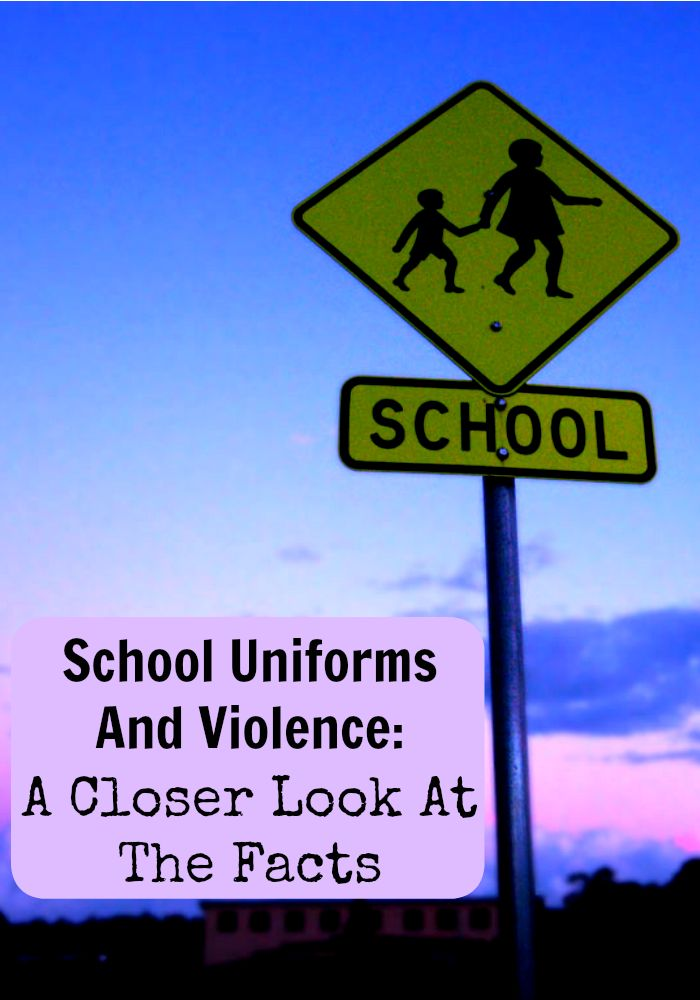 uniforms and violence in schools School uniforms are common in religious and private schools why it is important to wear a school uniform a: bullying and violence school uniforms help to eliminate bullying due to the fact that everyone is dressed the same and children cannot be teased for wearing something unusual or.