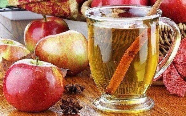 Яблочная вода с корицей— природный ускоритель метаболизма! |