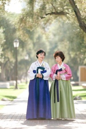 Korean Wedding Mothers Dresses (Yes, I want my mother to wear it)