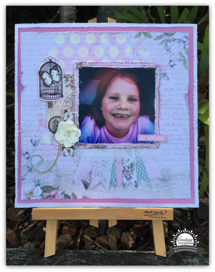 Down Sunflower Lane: My Sunshine - Couture Creations
