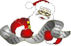 Animated Pictures of X'mas