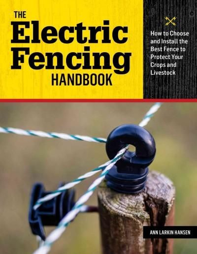 Use electric fencing to protect your livestock, poultry, beehives, and garden. Portable electric fencing is key to successful rotational grazing, while permanent electric fencing effectively protects