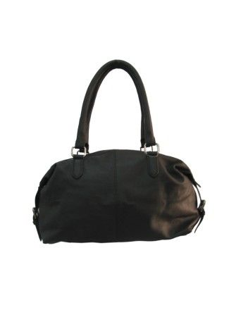 Dark Brown Leather Handbag:  Dark Brown Leather Handbag Rs. 4,300.00  Availability: In stock      Description     Additional Information     Comments  Extremely soft leather daily bag  Sturdy reinforced base  Secured body using zip  SILVER hardware finishing  3 pockets inside the bag