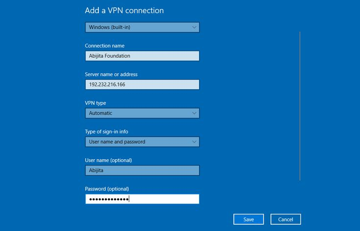 Windows 10 Connect To Vpn Before Login