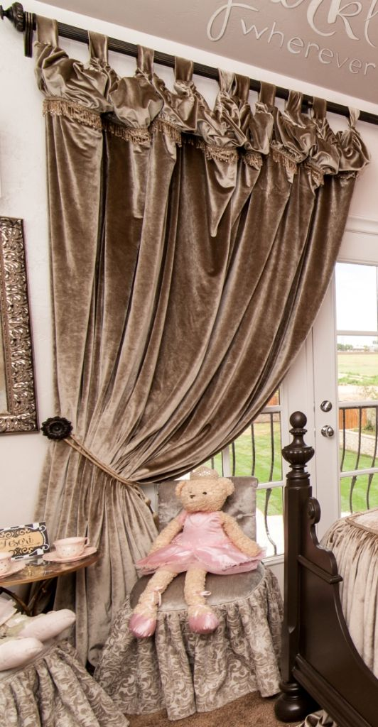 Customized Angelique Luxury Curtains and Window Treatments by Reilly-Chance Collection....ALL STYLES AVAILABLE IN ALL REILLY CHANCE FABRICS AND CUSTOMIZED FOR YOUR ROOMS!