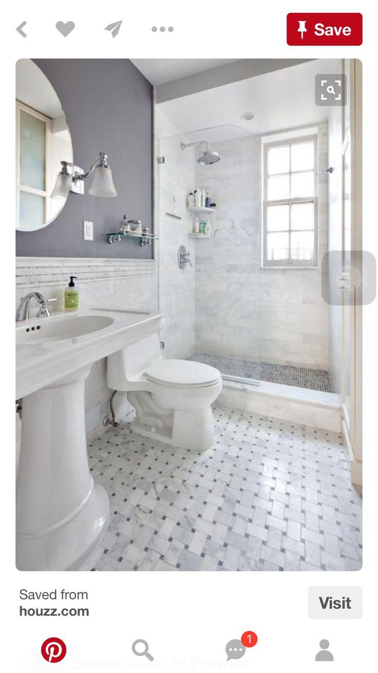 22 best Small bathroom ideas images on Pinterest