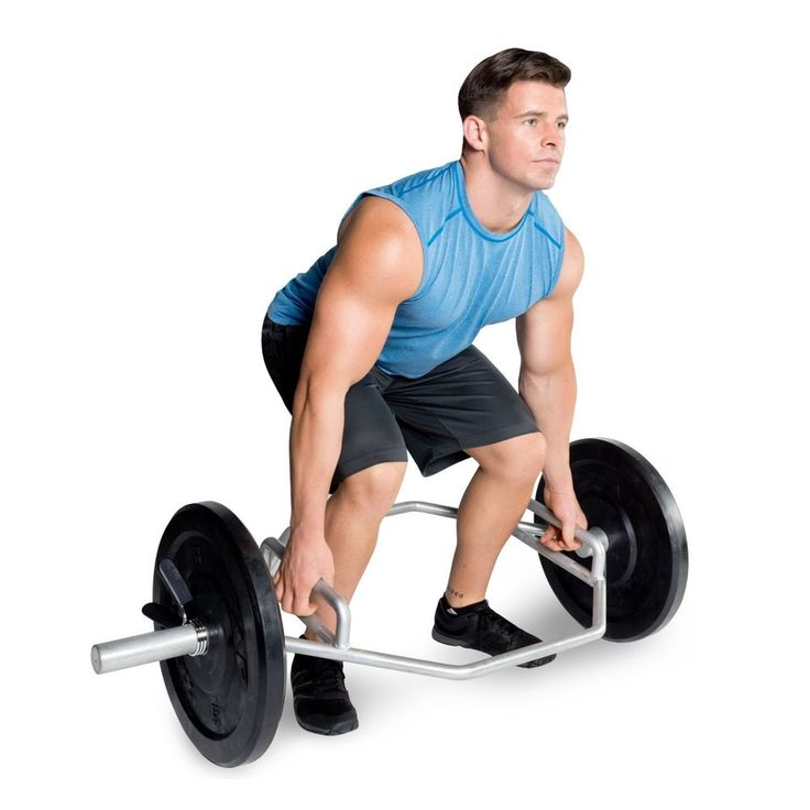 Best 25 Hex Bar Deadlift Ideas On Pinterest Trap