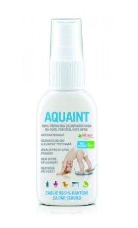 Dezinfekční voda Aquaint 50 ml více na www.nuspring.cz.