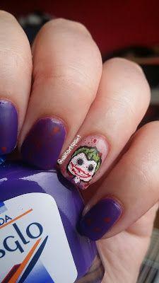 Nails Arts Paint : Heroes y Villanos, Capitulo XII Dia del Orgullo Friki