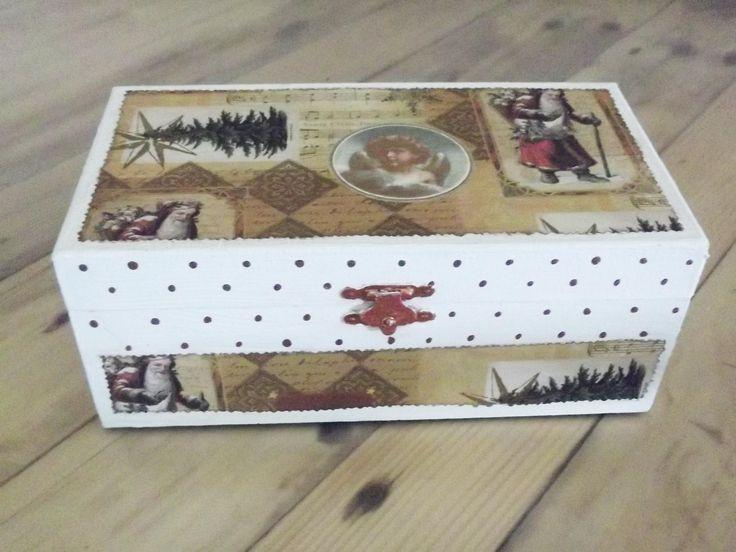 Carillon-music box portagioie Natalizio di rootine su Etsy