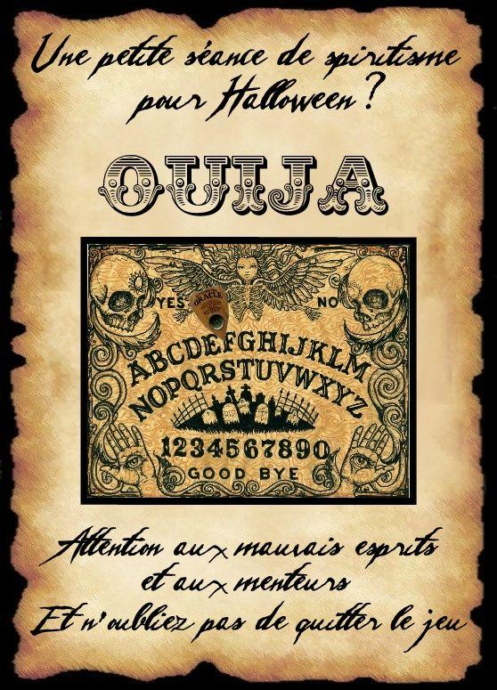 affiche ouija 2