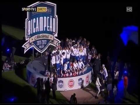 Festa do FC Porto Campeão 2011/2012 - 05/05/12#fcporto