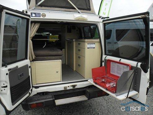 2010 Toyota Landcruiser VDJ78R Workmate Troopcarrier MY10