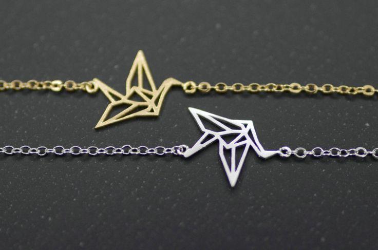 Image of Bracelet 'L'origami'