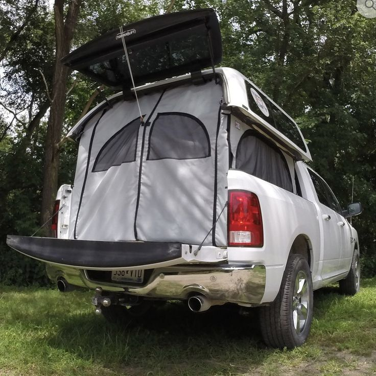 TopperLift Kit With Contractor Camper Package TopperLift