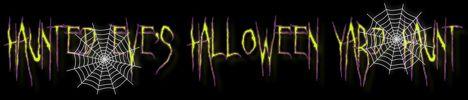2013 Halloween Yard Haunt - Witches