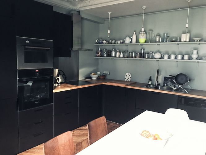 les 25 meilleures id es de la cat gorie ilot de cuisine ikea sur pinterest ilot central ikea. Black Bedroom Furniture Sets. Home Design Ideas