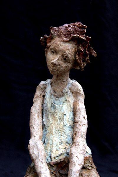 Jurga sculptures   La Terre D'Or