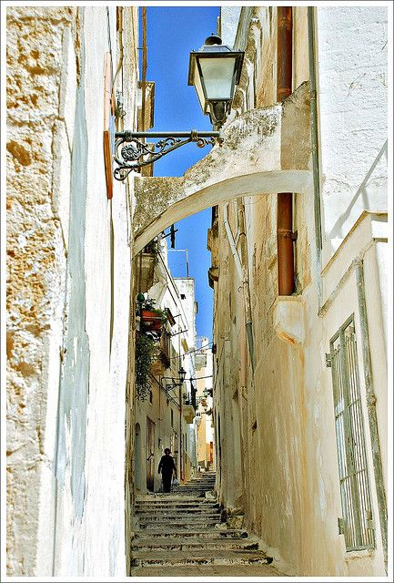 Grottaglie, Puglia, Italy Cosy village, nice artcrafts, and the best memories