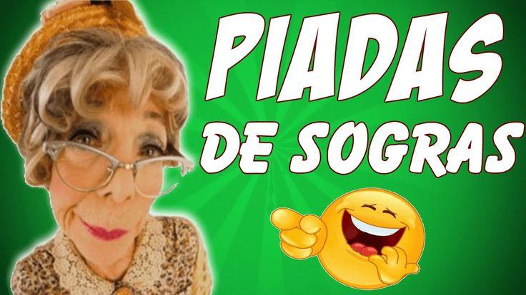 PIADAS DE SOGRAS - Melhores Piadas de Sogra - Piadas Paulinho Mixaria - ...