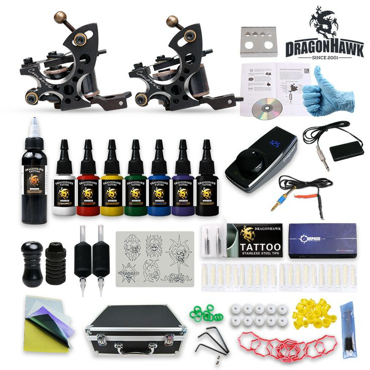Compass Tattoo Kit Magellan Machine Inks Power Supplies [DIY-287(4.0)] - US$299.00 : Dragonhawk tattoo supplies, tattoo kits,tattoo machines for sale global form tattoodiy.com