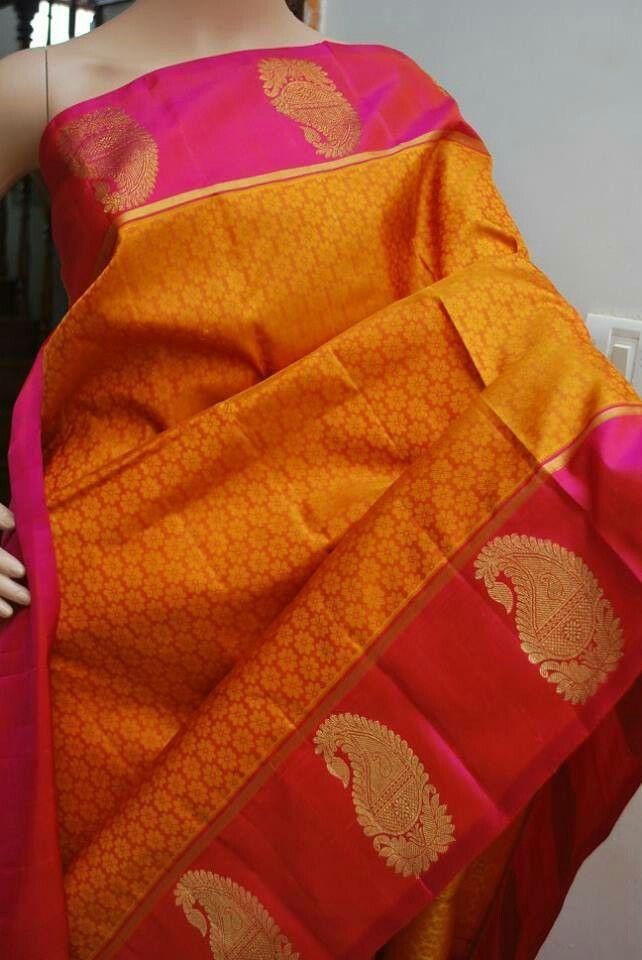 Superb kanjipuram saree