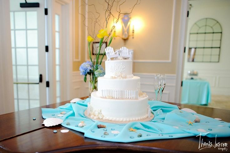 Publix Wedding Cakes Photo Gallery | Loved Our Publix Cake Beach Rustic Wedding Theme