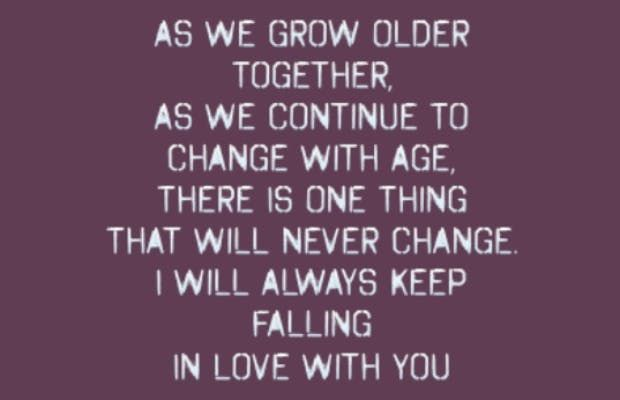 Best 25+ Growing Old Together Ideas On Pinterest